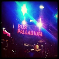 Photo taken at Bus Palladium by Guillaume G. on 10/22/2011