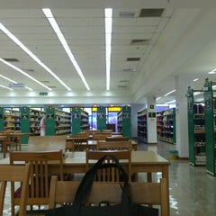 Photo taken at IIUM Darul Hikmah Library by Echa K. on 7/28/2012