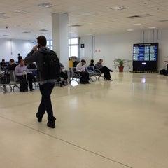 Photo taken at Terminal Anexo by Juliana N. on 1/17/2012