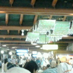Photo taken at Terminal 1C by Ochie O. on 3/14/2012