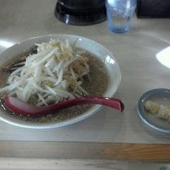 Photo taken at 麺場 風天 by 池本 昌. on 12/13/2011