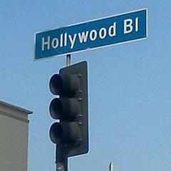 Photo taken at Hollywood Boulevard by Falisha H. on 10/15/2011