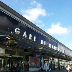 Photo taken at Gare SNCF de Nantes by Olivier B. on 6/23/2012
