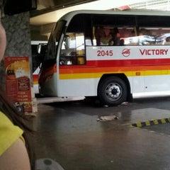 Photo taken at Victory Liner (Baguio Terminal) by Eddie K. on 5/6/2012