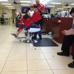 Photo taken at 3g BarberShop by Rafael P. on 3/30/2012