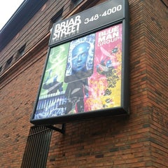Photo taken at Blue Man Group at the Briar Street Theatre by Paige B. on 6/23/2012