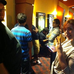 Photo taken at Cineplex Cinemas Courtney Park by Daren G. on 7/21/2012