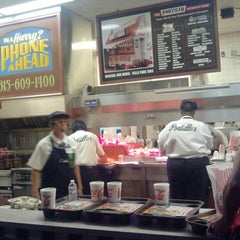 Photo taken at Portillo's Hot Dogs by Mark C. on 9/9/2012