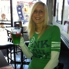 Photo taken at Lendy's Cafe & Rawbar by Tricia F. on 3/17/2012