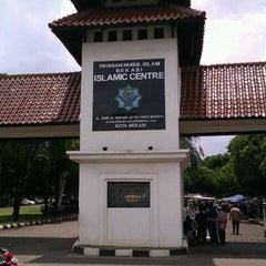 Photo taken at Islamic Center Bekasi by imam p. on 3/2/2012