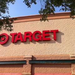 Photo taken at Target by Jordan D. on 7/7/2012