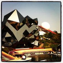 Photo taken at Futuroscope by Angeline on 8/18/2012
