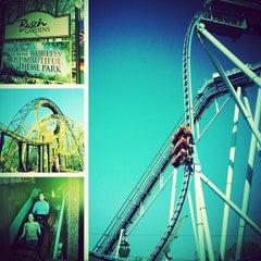 Photo taken at Busch Gardens Williamsburg by Niles V. on 4/9/2012