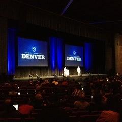Photo taken at DrupalCon Denver 2012 by Mark D. on 3/22/2012