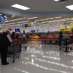 Photo taken at Walmart Supercenter by Quinn H. on 3/18/2012