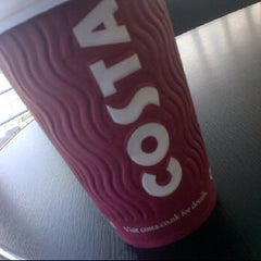 Photo taken at Costa Coffee by Ben R. on 6/6/2012