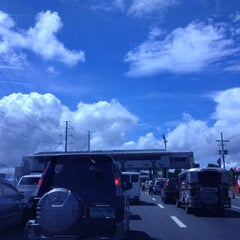 Photo taken at SLEX-STARTOLL diversion by Jhenny M. on 7/7/2012