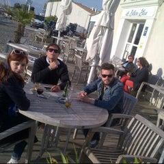 Photo taken at La Baleine Bleue by Luke L. on 6/8/2012