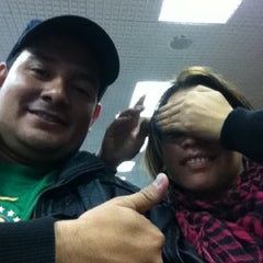 Photo taken at Gate 6 - Aeropuerto El Dorado by Alvaro M. on 9/2/2012