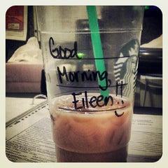 Photo taken at Starbucks by Eileen R. on 5/17/2012