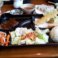 Photo taken at Okawa Japanese Restaurant by Andrew M. on 8/24/2012