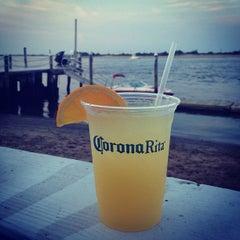 Photo taken at Windansea Restaurant and Tiki Bar by Doris C. on 8/24/2012