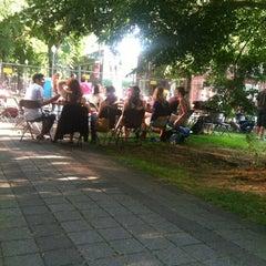 Photo taken at Portland Twilight Criterium by Jeri B. on 8/11/2012