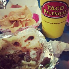 Photo taken at Taco Palenque by Nicko M. on 6/26/2012