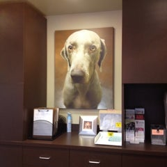 Photo taken at Oliver Animal Hospital by Chris M. on 5/29/2012