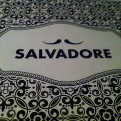 Photo taken at Salvadore by Alik D. on 9/2/2012