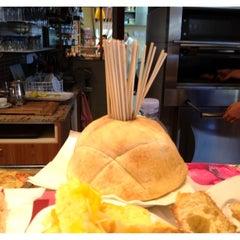 Photo taken at Pan e Cafe' by Eleonora G. on 7/12/2012