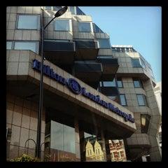 Photo taken at Hilton London Metropole Hotel by John M. on 8/19/2012