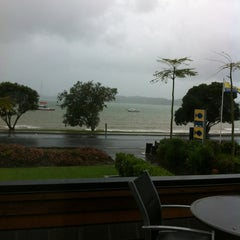 Photo taken at Pioneer Waterfront Apartments by Luigi C. on 5/13/2012