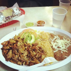 Photo taken at Taqueria El Farolito by Warren K. on 3/30/2012