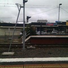 Photo taken at Ringwood Station by Tim on 2/27/2011