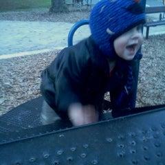 Photo taken at Dewey Park by Annika M. on 12/13/2011