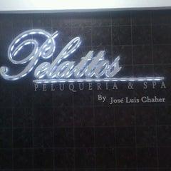 Photo taken at Pelattos Peluqueria by Carlos F. on 11/5/2011