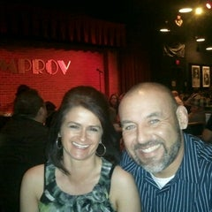 Photo taken at Ontario Improv Comedy Club by Eric L. on 3/5/2012