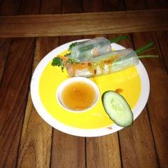 Photo taken at Warung Asia by Daniel N. on 8/21/2012