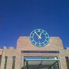 Photo taken at Sun Tran Ronstadt Transit Center by sunny on 1/3/2012