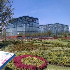 Photo taken at Parque Bicentenario by ALFREDO L. on 7/29/2012