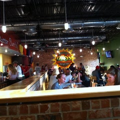 Photo taken at Izzo's Illegal Burrito by Paul B. on 2/26/2011