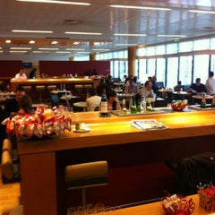 Photo taken at Air France Lounge by Christophe A. on 3/24/2012
