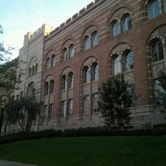 Photo taken at UCLA Arts Library by Katherine B. on 6/17/2012