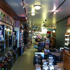 Photo taken at Exit 9 Gift Emporium by Charles R. on 3/29/2012