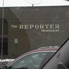 Photo taken at The Reporter by Stacy J. on 2/9/2011