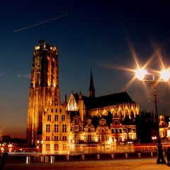 Photo taken at Grote Markt by Marc VC on 7/21/2011
