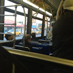 Photo taken at MTA - Q33 Bus by JetzNY on 5/18/2012
