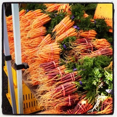 Photo taken at Downtown Berkeley Farmers Market by Martin E. on 4/14/2012