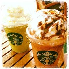 Photo taken at Starbucks (สตาร์บัคส์) by (Ω) 🙊 Monkey M. on 2/17/2012